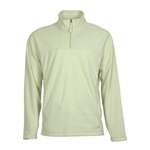 Club Room Men's Solid Color Fleece Sweater