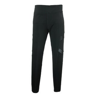 CTM® Women's Athletic Leggings with Mesh Insets (4 options available)