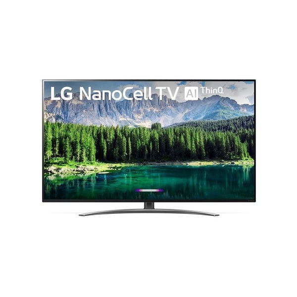 """LG Electronics49SM8600PUA-A4k49""""Smart LED TV, Black(Certified Refurbished) - Black - 43.1 x 25.2 x 2.5 Inches (Without Stand)"""