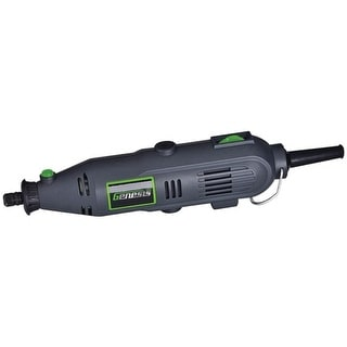Genesis(TM) GRT2103-40 Variable Speed Rotary Tool with 40-Piece Accessory Set