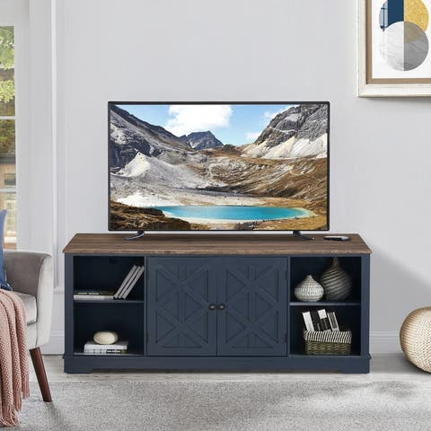 """70-in TV Stand for TVs up to 80"""""""