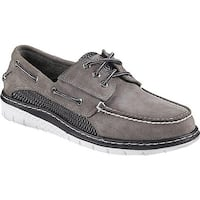 Sperry Top-Sider Men's Billfish Ultralite 3-Eye 652324 Grey/Black
