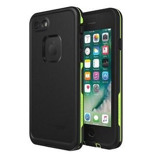 Lifeproof FR SERIES Waterproof Case for iPhone 8 & 7 - Night Lite (Black/Lime)