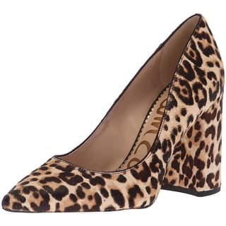 01b1d4f80 Quick View.  65.00. Sam Edelman Womens Halston Leather Pointed Toe Classic  Pumps