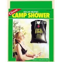 Coghlan's 9965 Solar Heated Camp Shower, 5 Gallon