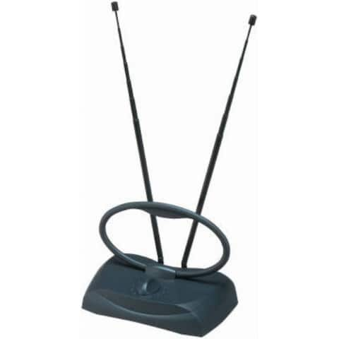 RCA ANT121R Fine Tuning Indoor Digital TV Antenna, HDTV compatible