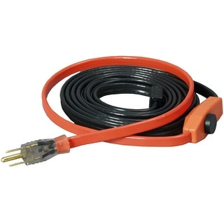 Easy Heat AHB-118 Water Pipe Heating Cable 18', 120Volt