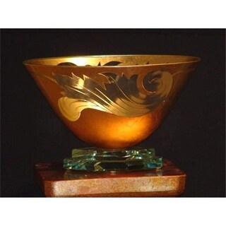 Decorative Details Large Ocean Bowl
