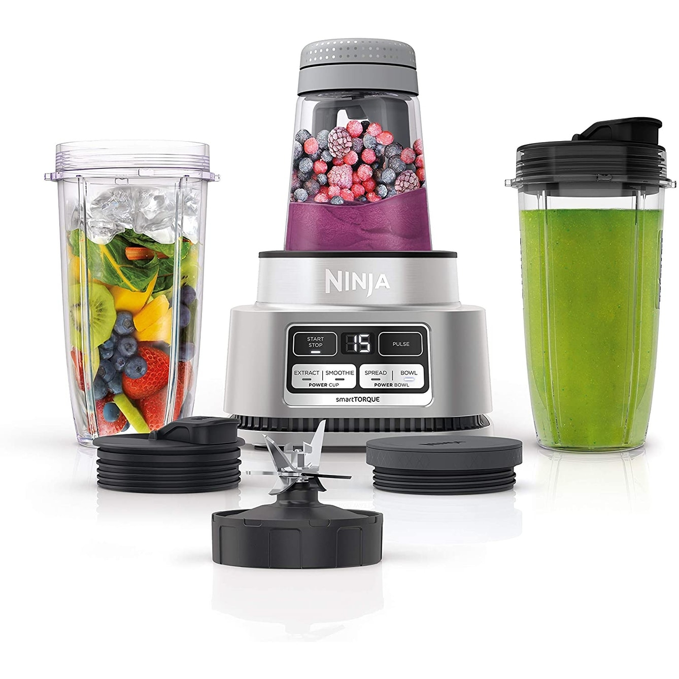 Ninja Foodi Smoothie Bowl Maker and Nutrient Extractor SS101