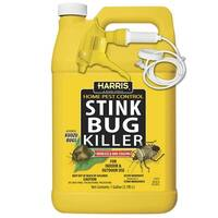 Harris STINK-128 Stink Bug Home Pest Killer Spray, Ready To Use, 1-Gallon