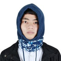 Winter Motorcycle Thermal Fleece Balaclava Hat Hood Wind Stopper Face Neck Mask