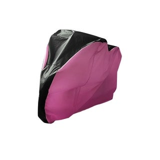 Link to L Pink Waterproof Rain UV Dust Resistant Protective Cover for Bike Bicycle Similar Items in Cycling Equipment