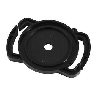 Unique Bargains 52mm-67mm Plastic DSLR Camera Buckle Lens Cap Holder for Canon