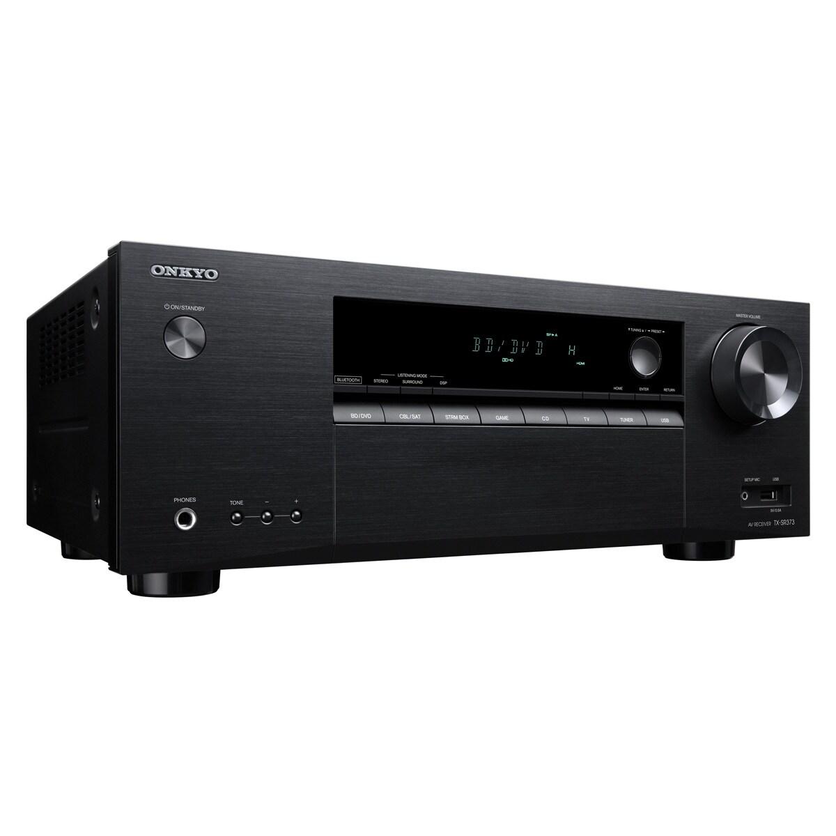 Onkyo TX-SR373 5 2 Channel A/V Receiver