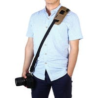 SHETU Authorized Universal Digital SLR Camera Belt Strap Khaki for DSLR