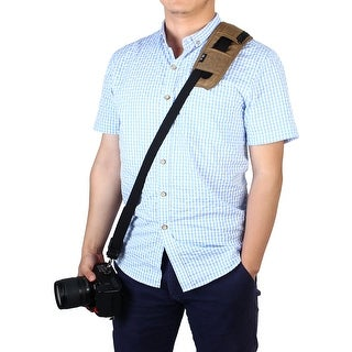 SHETU Authorized Universal Digital SLR Camera Belt Strap Khaki for DSLR