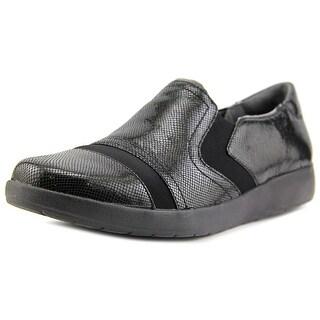 Rockport Desma   Round Toe Canvas  Walking Shoe