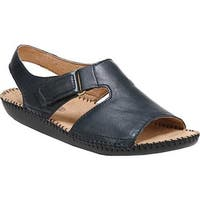 Naturalizer Women's Scout Slingback Navy Leather