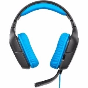 Logitech - G430 Over-the-Ear Gaming Headset - Black