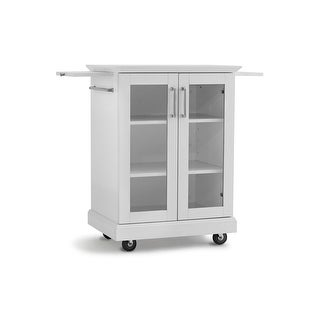 NewAge Products Home Bar Series Rolling Cart