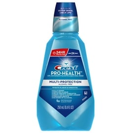 Crest Pro-Health Oral Rinse, Refreshing Clean Mint 250 mL