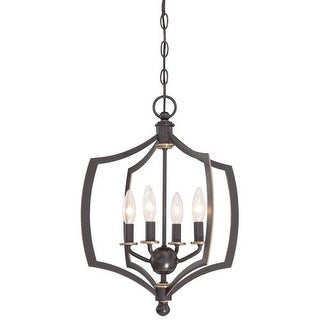 Minka Lavery 4374-579 4 Light Single Tier Chandeliers from the Middletown Collection