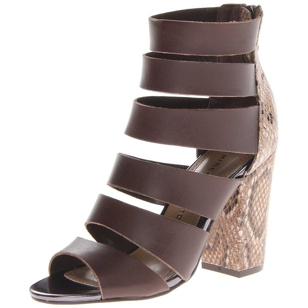 Chinese Laundry Women's Bonafied Caged Sandals