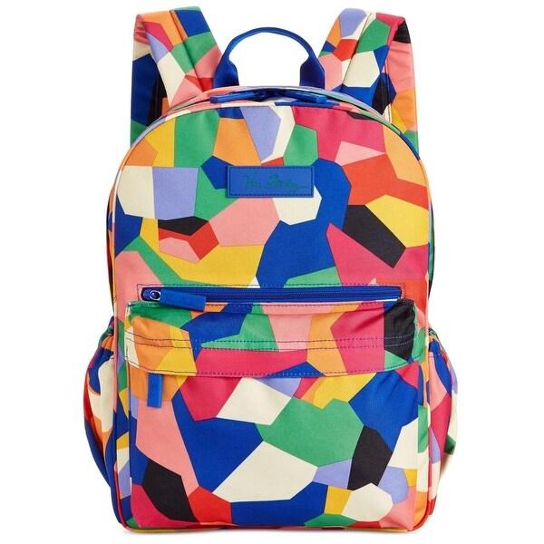 1fcef58102 Shop Vera Bradley Girls Lighten Up Just Right School Backpack Printed -  Free Shipping Today - Overstock - 20577678
