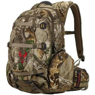 Badlands Superday Hunting Pack, Realtree AP Xtra, carries Bow or Rifle - BSDPAPXA (D)