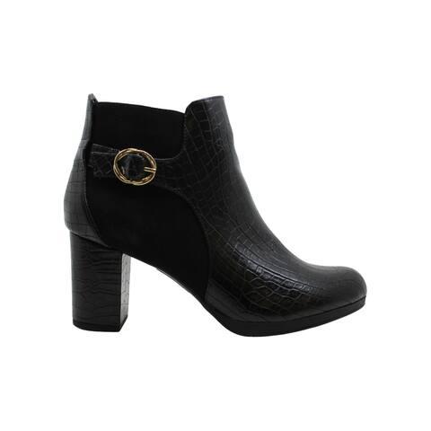 Bella Vita Women's Shoes Leann 2 Closed Toe Ankle Fashion Boots - 11