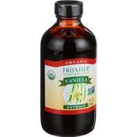 Frontier Herb - Organic Vanilla Extract ( 1 - 8 FZ)
