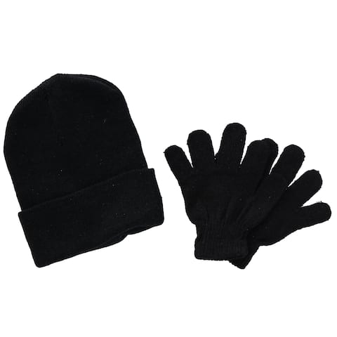 Polar Extreme Kids' Basic Hat and Glove Set