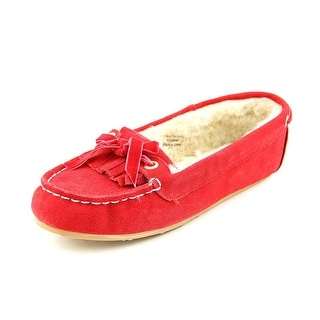 Sperry Top Sider Holly Round Toe Suede Slipper