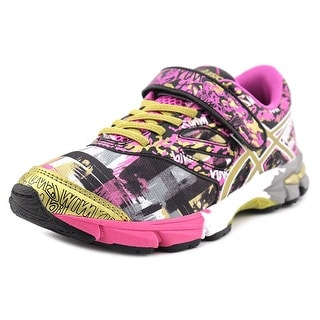 Asics Gel-Noosa Tri 10 PS Youth Round Toe Canvas Multi Color Sneakers