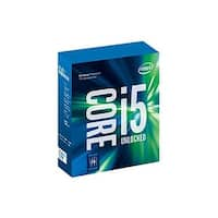 Intel Bx80677i57600k 7Th Gen Core I5-7600K 3.8 Ghz Quad-Core Lga 1151 Processor