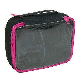 MY TAGALONGS Neoprene Zip Around Organizer Travel Case - Multi