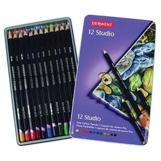 Derwent - Studio Colored Pencil - Set - 72-Color Set