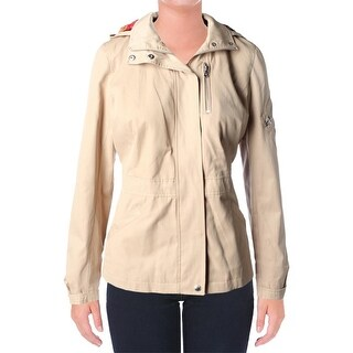 Lauren Ralph Lauren Womens Lined Utility Anorak Jacket - S
