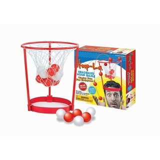 Hoop La Ball Toss Game