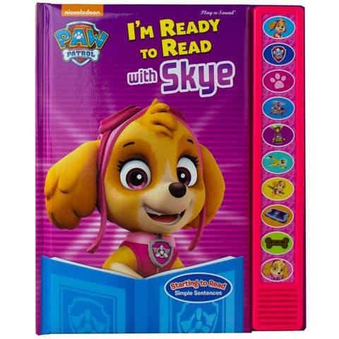 Im Ready To Read Paw Patrol Skye