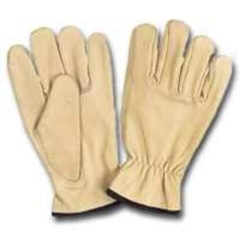 Mintcraft GV-DK603/B/M Med Men's Grain Driver's Glove