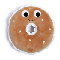 "Yummy World Medium 10"" Bobby Bagel Plush - multi"