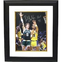 on sale 0e2b8 2feaa Shop Bill Walton signed Boston Celtics 16x20 Photo HOF 93 vs ...