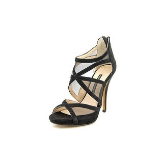 French Connection Delano Women Open Toe Suede Sandals