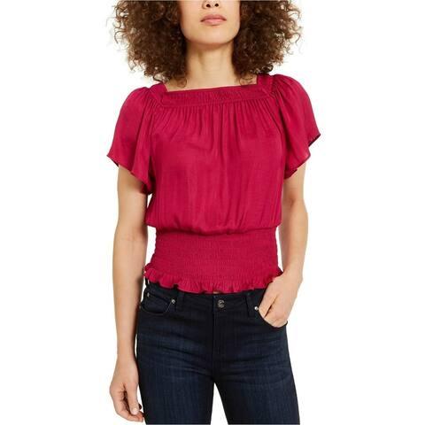 INC International Concepts Womens INC Socked Convertible Top - M