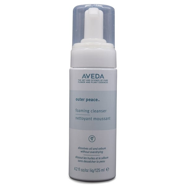 Aveda Outer Peace Foaming Cleanser 4.2 fl Oz