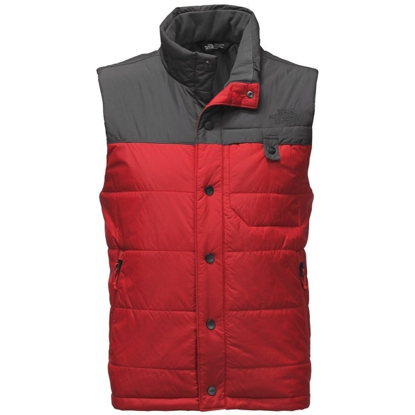 ebd305175 The North Face NEW Red Mens Size Medium M Harway Sleeveless Vest Jacket