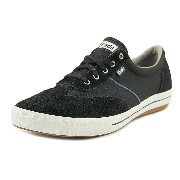 Keds Craze II Women Suede Black Fashion Sneakers