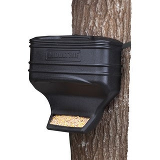 Moultrie mfg13104 moultrie feeder hanging feed station gravity fed 40lb cap
