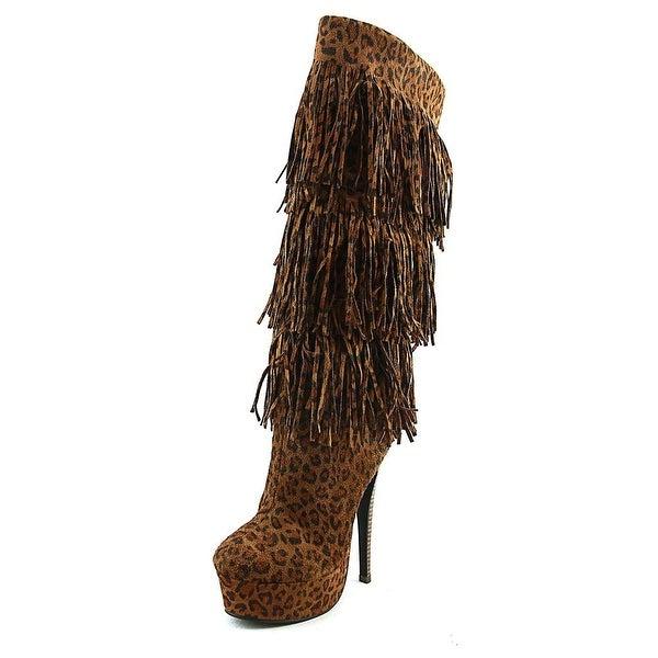 Michael Antonio Hanley Women Round Toe Synthetic Knee High Boot